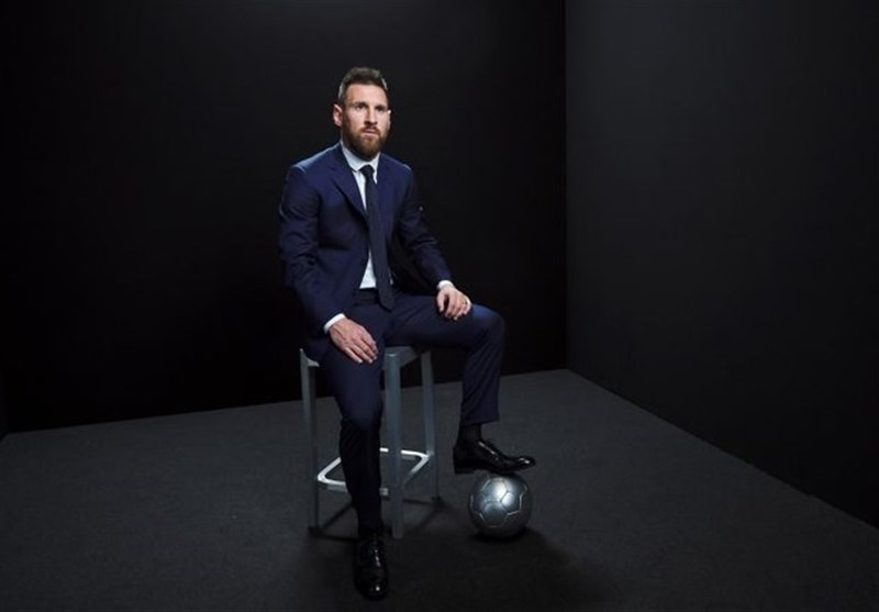 مسی مرد سال فوتبال جهان شد
