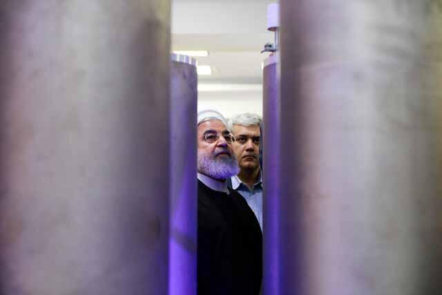 تمامی تعهدات حوزه تحقیق و توسعه هسته ای ایران در برجام متوقف شد