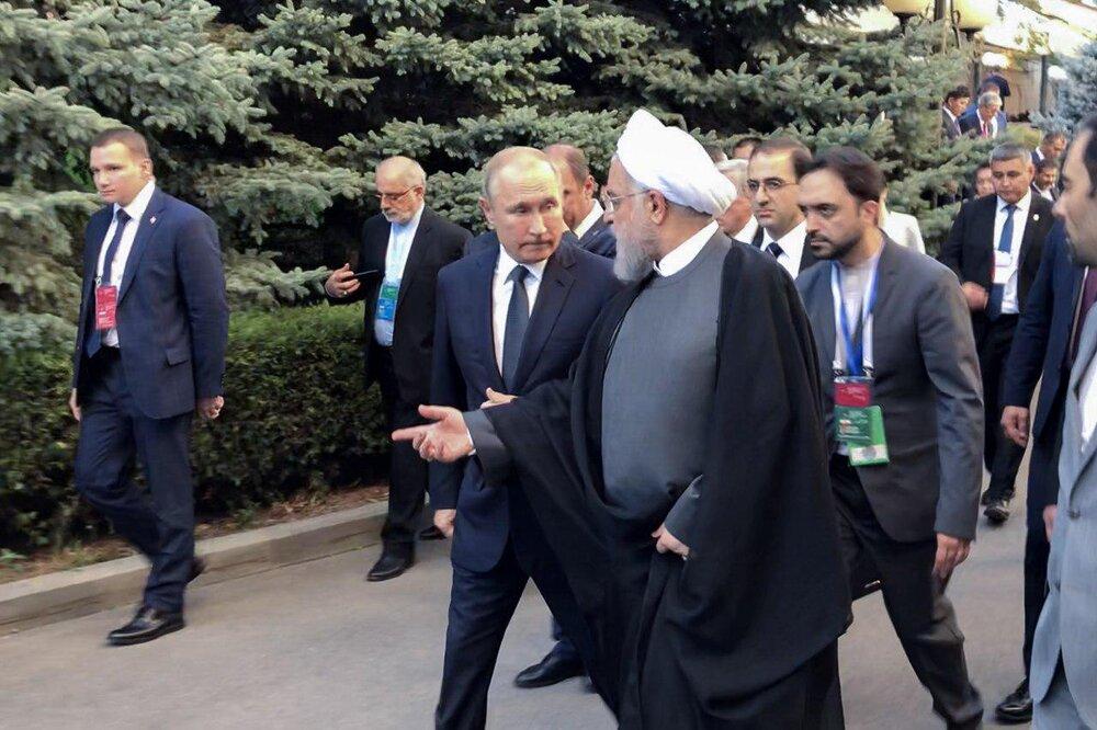 حضور رئیسجمهور در جلسهبررسی ظرفیتهایحملونقل اورآسیا