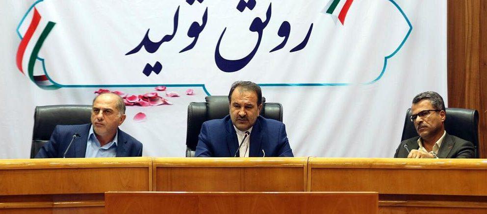 اخطار استاندار فارس در پی استفاده از فاضلاب برای آبیاری مزارع