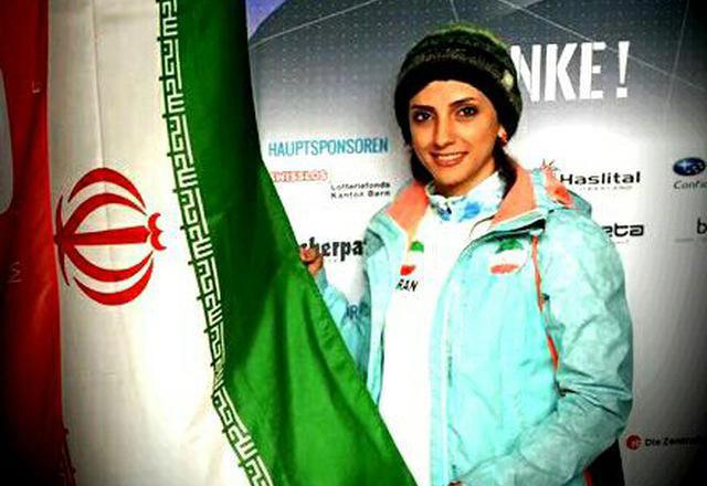 الناز رکابی سهمیه مسابقات انتخابی المپیک را کسب کرد