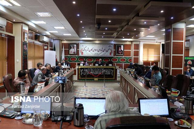 انتخابات سومین سال فعالیت شورای شهر اراک به سرانجام رسید