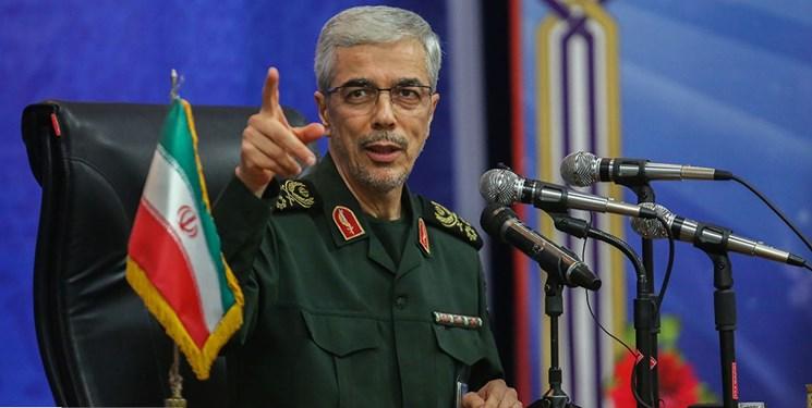 سرلشکر باقری: جمهوری اسلامی ایران علاقهای به توسعه تنش ندارد