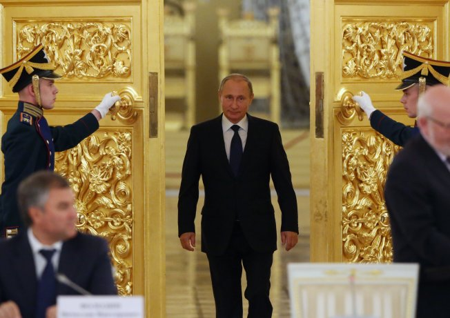 پوتین: وقوع جنگ تمام عیار برای جهان فاجعه بار خواهد بود
