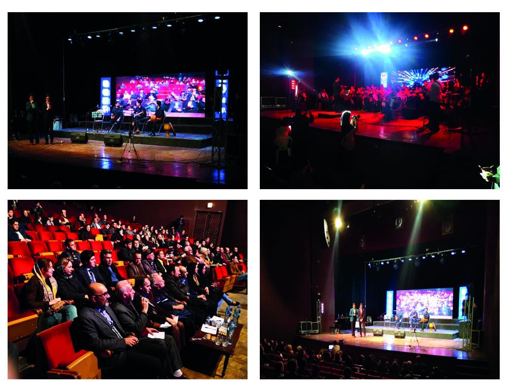 سی و پنجمین جشنواره موسیقی فجر در گلستان آغاز شد