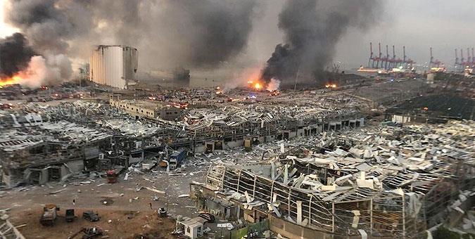 انفجار بیروت ارتباطی به ترور حریری ندارد / انتقال مجروحان لبنانی به ایران و اعزام پزشک به لبنان