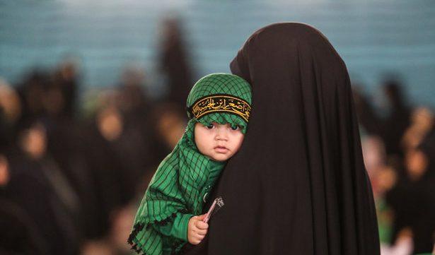 برگزاری همایش شیرخوارگان حسینی در شیراز با پویش بزرگ دستان کوچک