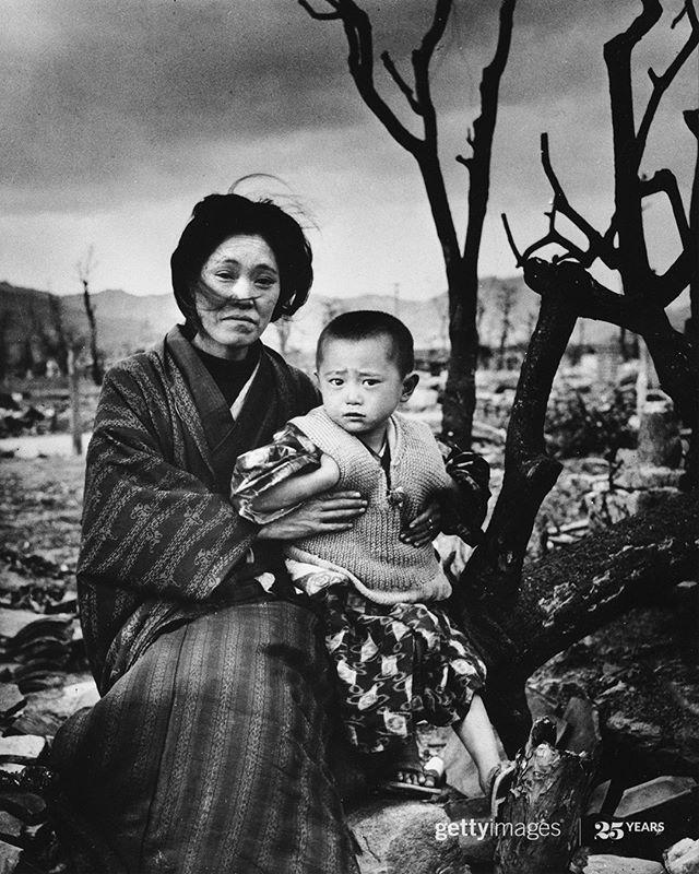 هیروشیما هفتاد و پنج سال پس از انفجار بزرگ
