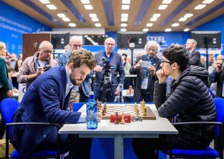 علیرضا فیروزجا ، مهمترین ورزشکار ایران در جهانشطرنج
