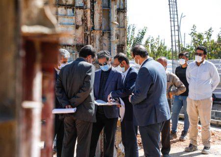 اجرای ۱۰ پروژه شاخص شهری در محدوده شهرداری منطقه پنج