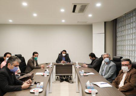 تهیه بانک اطلاعاتی دستگاه های حامی کارآفرینی در اتاق بازرگانی فارس