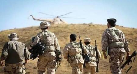 هلاکت ۳ تروریست در ضربه نیروی زمینی سپاه به گروهک های تروریستی در کامیاران و مریوان