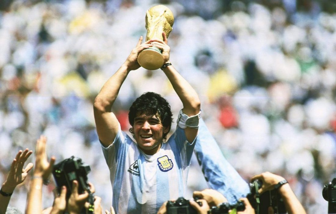 جهان فوتبال در شوک درگذشت مارادونا