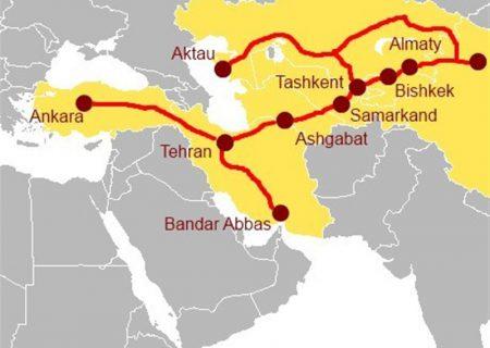 حذف ایران از جاده ابریشم فضا سازی رسانه ای است