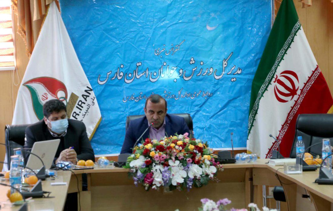 بهره برداری از ورزشگاه ۶ هزارنفری شیرازتا قبل از پایان دولت/ اجرای ۵۳۳ برنامه دردهه فجر