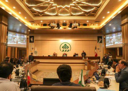مصوبات یکصدوهفتادوششمین جلسه علنی شورای اسلامی شهر شیراز