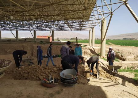 سایت موزه  تل آجری ؛ آماده بهرهبرداری به عنوان یک مقصد گردشگری می شود