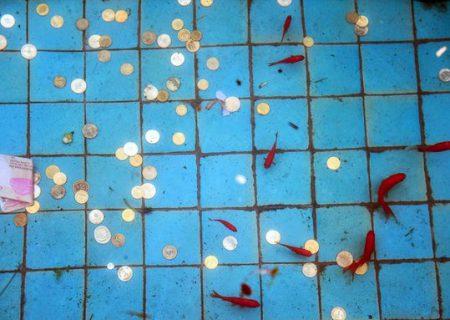 احیاء حوض ماهی قنات سعدی و ثبت ملی ده قنات تا هفته شیراز