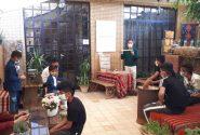 آموزش هنر خاتم کاری، برای کودکان محله های کم برخوردار شیراز