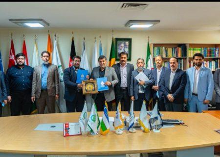امضای تفاهمنامه همکاریبین سازمان بین المللی گردشگری با علایق ویژه (سیتی وان) و شبکه دانشگاههای مجازی جهان اسلام (CINVU)
