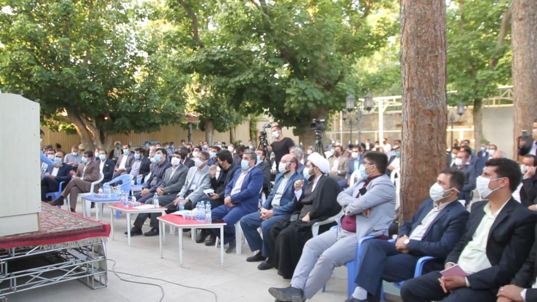 رئیس و نایب رئیس ستاد مردمی انتخاباتی آیتالله رئیسی(ایران ما) در استان فارس منصوب شد