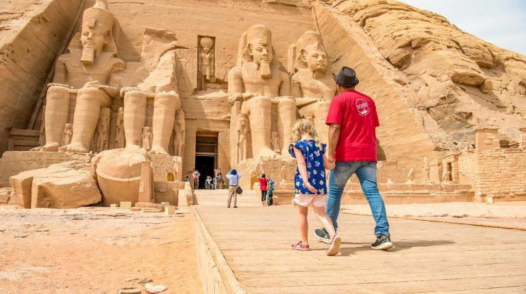 خیز مصر برای کسب درآمد ۶ تا ۹ میلیارد دلاری از گردشگری در سال ۲۰۲۱
