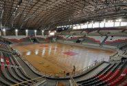 بهرهبرداری از فاز یک سالن ورزشگاه ۶ هزار نفره شیراز