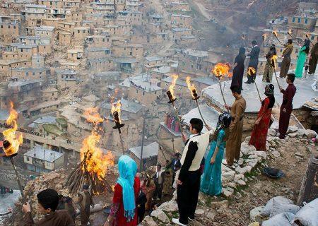 منظر فرهنگی اورامانات/هورامان ایران ثبت جهانی شد