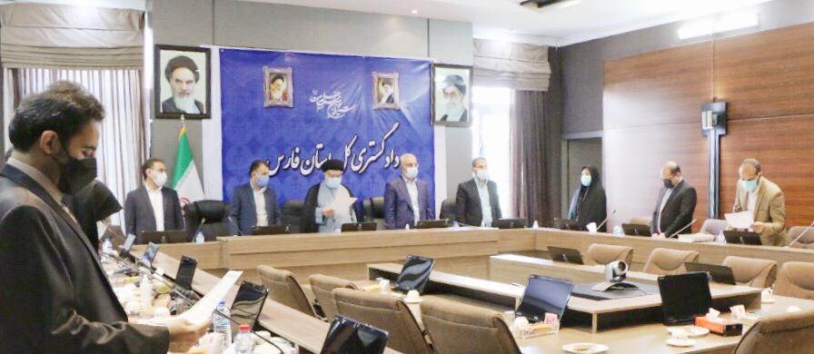 هفت مترجم رسمی قوه قضاییه به عرصه خدمت قضایی در استان فارس پیوستند
