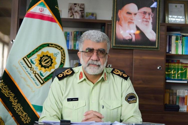 کشف یک تن و ۹۷کیلو تریاک در عملیات ضربتی پلیس فارس