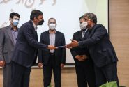معارفه سرپرست شهرداری منطقه ۷ با حضور قائم مقام شهردار شیراز
