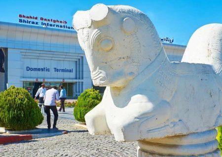 دفتر اطلاعرسانی گردشگری در فرودگاه بینالمللی شیراز احیا میشود