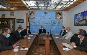 نشست هم افزایی دستگاه های متولی برگزاری رویدادهای بیست و پنجمین یادروز حافظ شیرازی برگزار شد