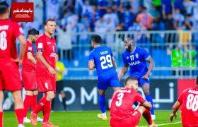 خلاصه بازی پرسپولیس – الهلال در چارچوب مرحله ۱/۴ نهایی رقابتهای لیگ قهرمانان آسیا ۲۰۲۱