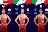 قهرمانی کشتی گیران شیرازی تیم ملی در مسابقات جهانی ۲۰۲۱ نروژ را تبریک گفت